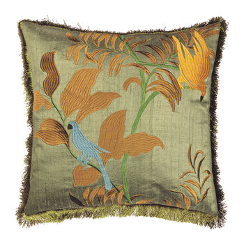 Papagallo Cushion Cover With Fringe - 50x50cm