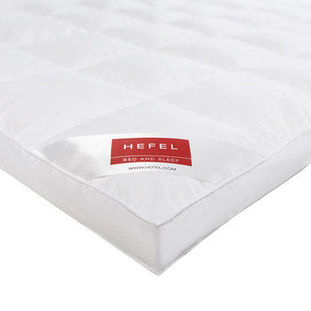 Silver Down Mattress Topper - Super King
