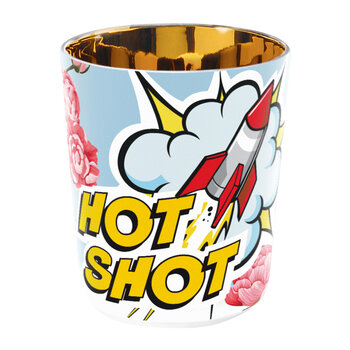 Vodka Cup - The Sparkling 4 - Rocket