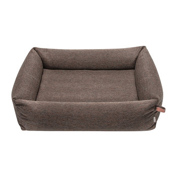 Sleepy Deluxe Dog Bed - Herringbone