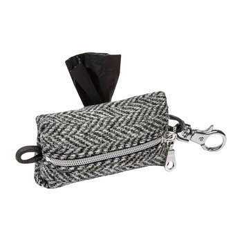 Doggy-Do Bag Holder - Fishbone Black