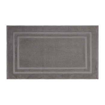 Pima Bath Mat - Charcoal