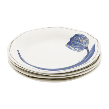 Tile Testo Dinner Plate - Set of 4