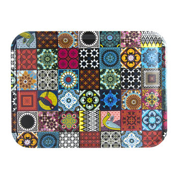 Rectangular Tray - 46x34cm - Patchwork