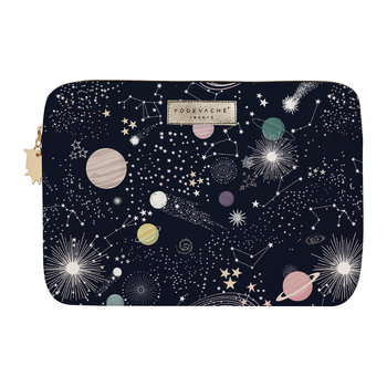 Moon Party Solar System iPad Case