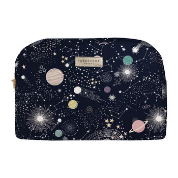Moon Party Solar System Make-Up Bag