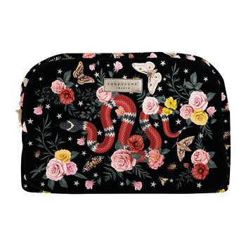 Morphine Make-Up Bag - Black
