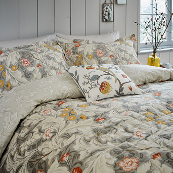 Leicester Bed Set - Gray