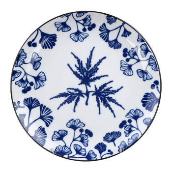 Flora Japonica Side Plate - Maple