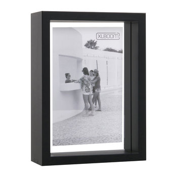 Floating Photo Frame Box - Coffee Bean - 5x7""