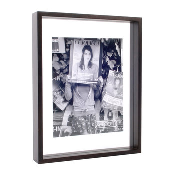 Floating Photo Frame Box - Cheuk Wood