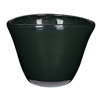 Mercer Vase - Dark Green