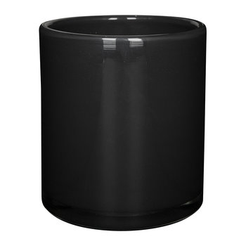 Cylinder Vase - Extra Large - Dark Gray