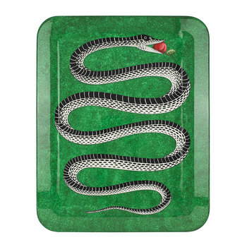 Serpente Tray - 48x60cm - Green