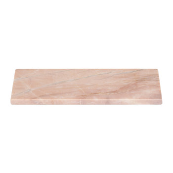 Pink Marble Board - 10x25cm