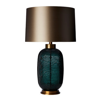 Amelia Table Lamp - Emerald