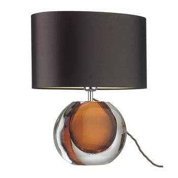 Gaia Table Lamp - Amber