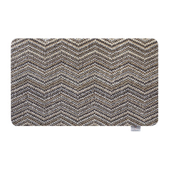New England Zigzag Door Mat