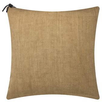Linen Pillow Cover - 45x45cm - Ocher