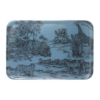 Safari Tray - Blue
