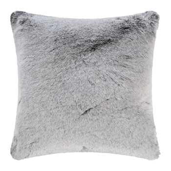 Faux Fur Cushion - Glacier - 45x45cm