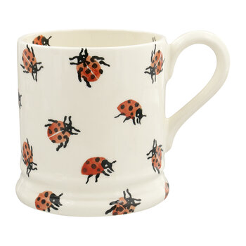 Insects Mug - Ladybird