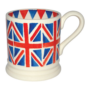 Union Jack Becher