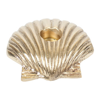 Shell Candle Holder
