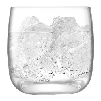 Borough Tumbler - Set of 4 - Clear