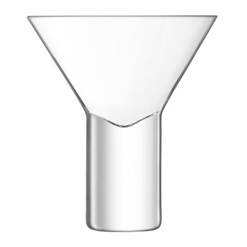 Vodka Cocktail Glass - Set of 2 - Clear
