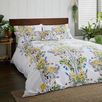 Royal Palm Quilt Cover - Multi