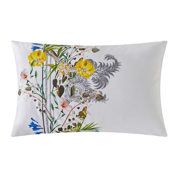 Royal Palm Pillowcase - Set of 2 - Multi