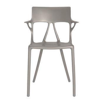 AI Chair - Metallic Grey