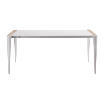 Bolero Dining Table - Oak/White - 108x172cm