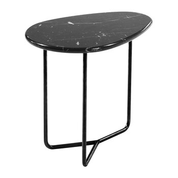 Lily Marble Side Table - Marquina