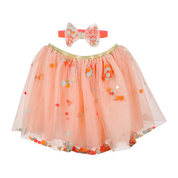 Children's Dress Up - Pink Confetti
