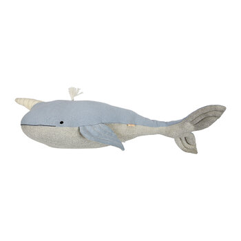 Otto the Narwhal Toy