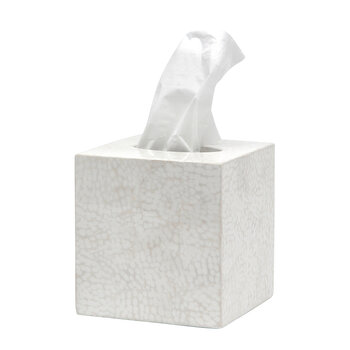 Callas Tissue Box - White
