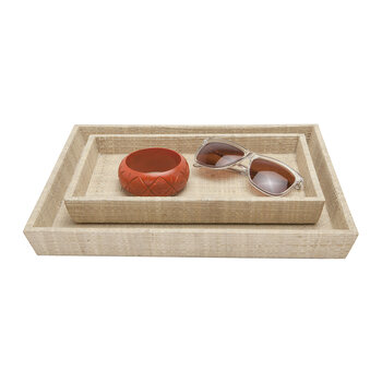 Ghent Tray Set - Natural
