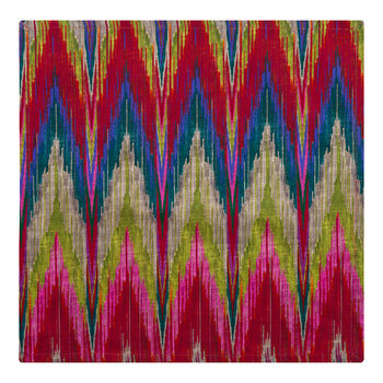 Matthew Williamson Cotton Napkin - Zigzag