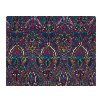 Matthew Williamson Cotton Placemat - Paisley