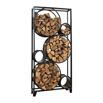 Rack for Wood - Black - Large