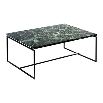 Marble Side Table - Green
