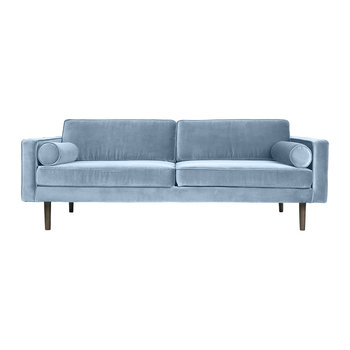 Wind Sofa - Pastel Blue