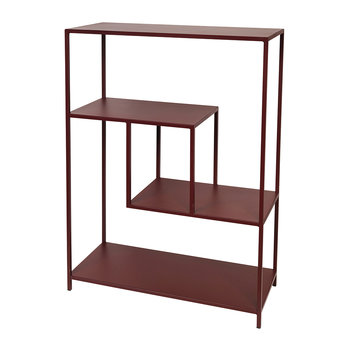 Ryle Bookcase - Small - Wild Ginger