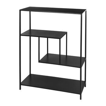 Ryle Bookcase - Small - Simply Black