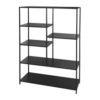Ryle Bookcase - Large - Simply Black