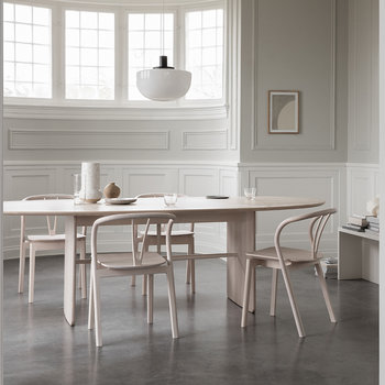 Pennon Dining Table - Small - Ash