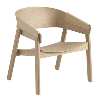 Cover Lounge Chair - Oak