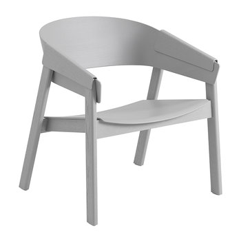 Cover Lounge Chair - Grey